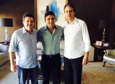 Jeová, Ramiro e Camilo